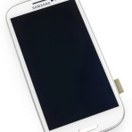 S3 LCD Assembly with Frame White Front 148x148 Products Page