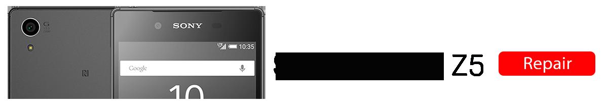 z5 Sony Xperia Z5 Repairs