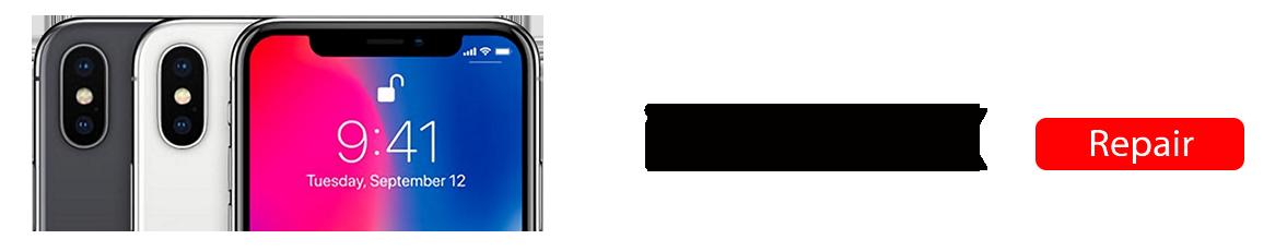 X iPhone X Repairs